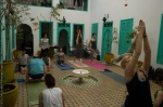 Om Studio Ashtanga Yoga Athens Morocco retreat '15-7
