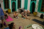 Om Studio Ashtanga Yoga Athens Morocco retreat '15-73