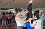 Om Studio Ashtanga Yoga Athens David Swenson 2015-113