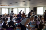 Om Studio Ashtanga Yoga Athens David Swenson 2015-184